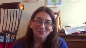 Author Laura Anne Gilman